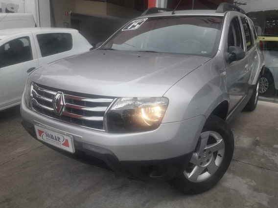 Renault Duster Expression Outdoor1.6 Manual Sem Entrada Uber