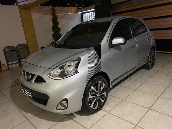 Nissan March 1.6 Advance Navi At 2018