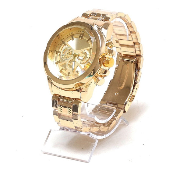 Kit Luxo 10 Relógios Masculinos Atacado Revenda Promoçao