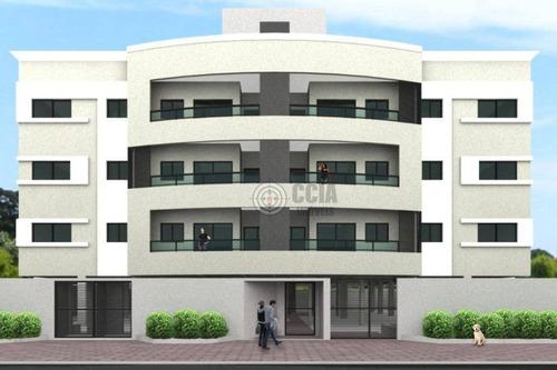 Apartamento Com 1 Dormitório À Venda, 65 M² Por R$ 314.000,00 - Jardim Lancaster - Foz Do Iguaçu/pr - Ap0135