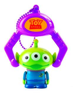 Toy Story Aliens Marciano Verde 3 Ojos Violeta