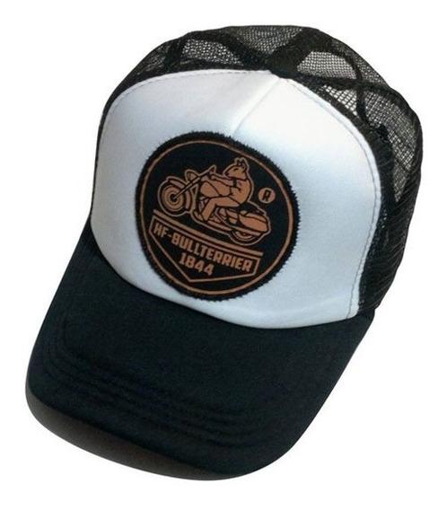 Gorras Trucker Hf ® Moto En Stock Originales!!