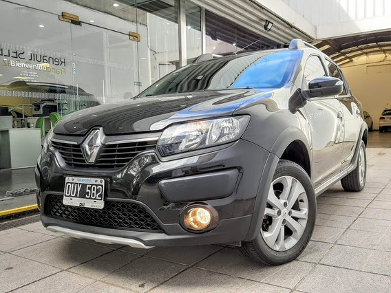 Renault Sandero Stepway Privilege 2015 Impecable (mac)