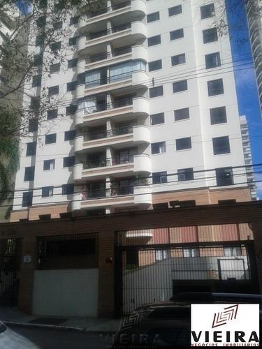 Imagem 1 de 15 de 3 Dormitórios + Escritório Lazer Completo - 2718-2