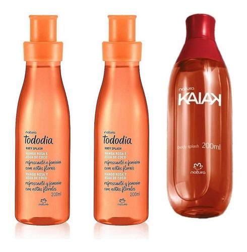 Spray Kaiak Clásico + 2 Mango Rosa Y Agua De Coco Natura