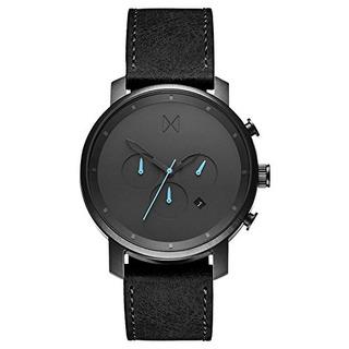 Relojes Mvmt Chrono | Cronógrafo De Reloj Analógico Para Hom
