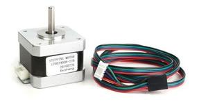 Motor De Passo Nema 17 34mm 1,5a Para Impressora 3d