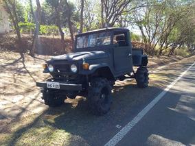 Toyota Bandeirante Jipe Pick Up Diesel