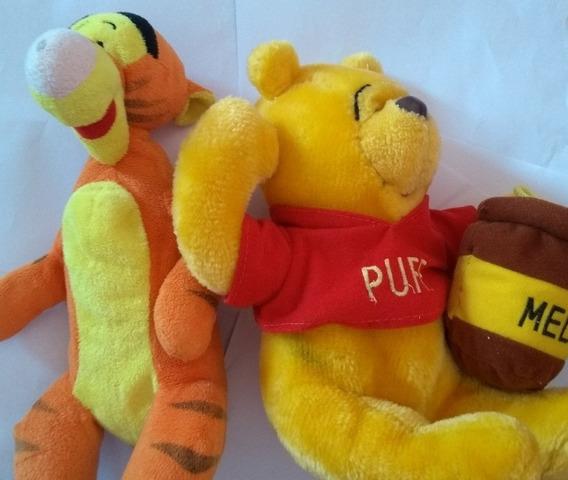 Tigrão E Pooh Disney