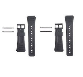 Kit Com 2 Pulseira Para Relógio Casio Primeira Linha