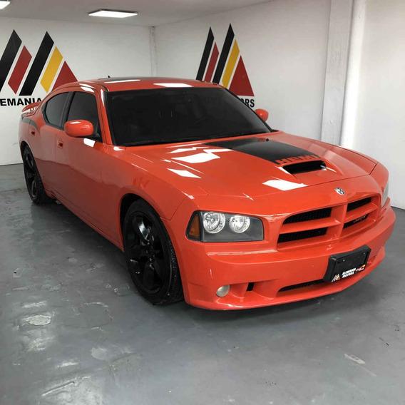 Dodge Charger 2008 4p Aut Srt 8 Equipado V8 Super Bee