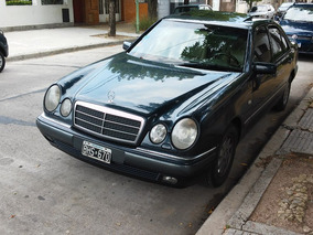 Mercedes Benz Clase E300 Diesel W210 Elegance 2do Dueño