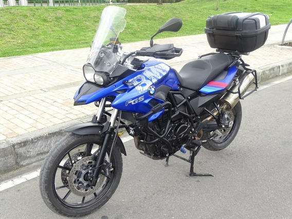 2015 Bmw F700 Gs Premium Azul