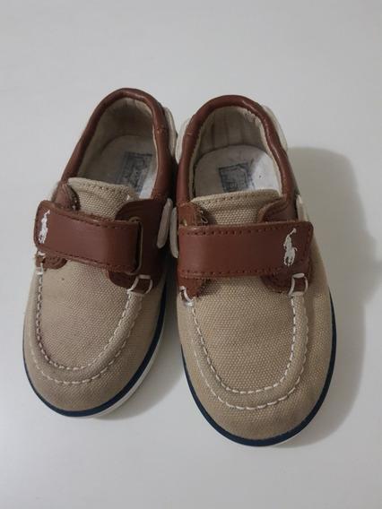 Zapatos De Vestir Niño Polo Ralph Lauren