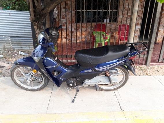 Moto Honda Wave C100