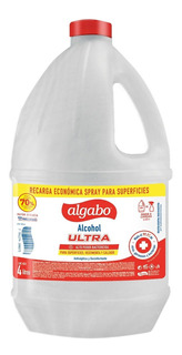 Alcohol Para Superficies Ultra 70% Bidón X 4 Litros
