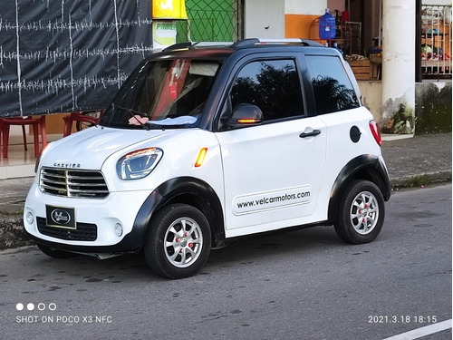 Mini Auto Chevier 100% Eléctrico Para 4 Personas Automático!