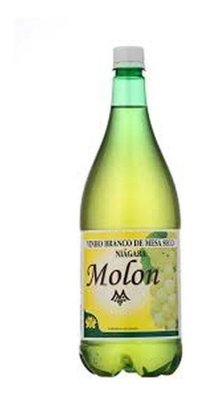 Vinho Branco Seco Niágara Molon Pet 6/1,9 Serra Gaúcha