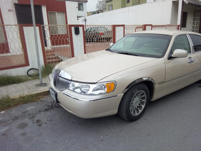 Lincoln Town Car Cartier Piel At 2000