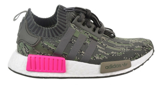 Tenis adidas Nmd R1 Prime Knit Pk Sneaker Oferta Casual Gym