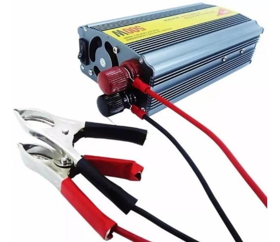Inversor Energia Transformado 500w Conversor 12v Saida 110v
