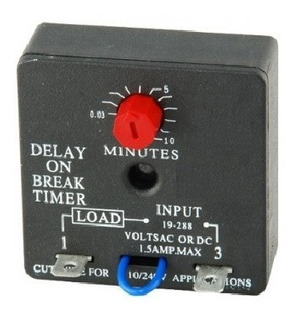 Timer Modulo Retardo Secuenciador Compresores Delay On Make