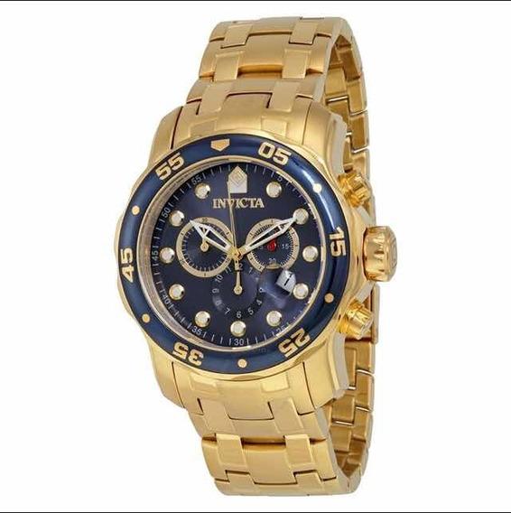 Relógio Invicta Pro Diver Chronograph 100% Original