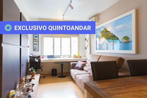 Apartamento No 2º Andar Mobiliado Com 1 Dormitório E 1 Garagem - Id: 892987451 - 287451