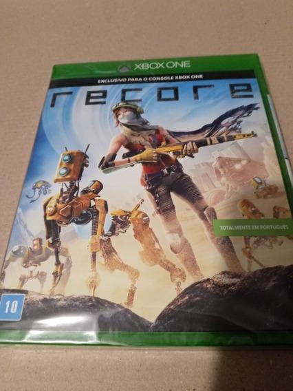 Game Xbox One Recore Novo Lacrado Midia Fisica
