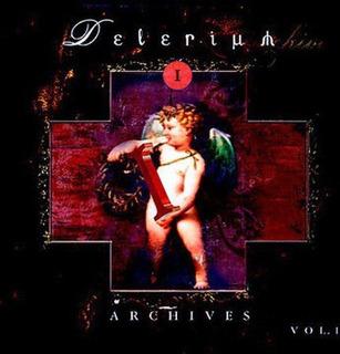 Cd : Delerium - Archives 1 (united Kingdom - Import, 2pc)