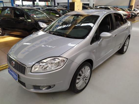 Fiat Linea Absolute 1.8 Flex Prata 2013 (automático)