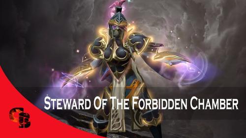 Imagem 1 de 4 de Dota 2: Templar Assassin - Steward Of The Forbidden Chamber