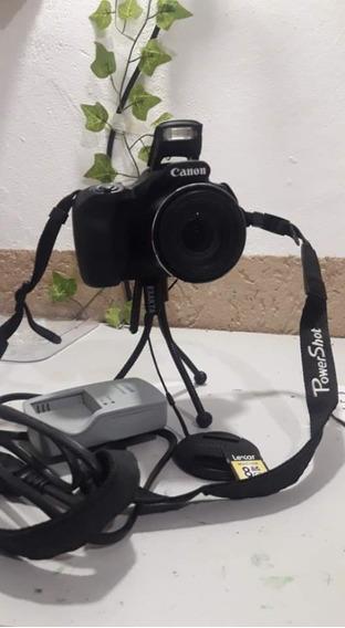 Canon Powershot Sx 520 Hs Semiprofissional