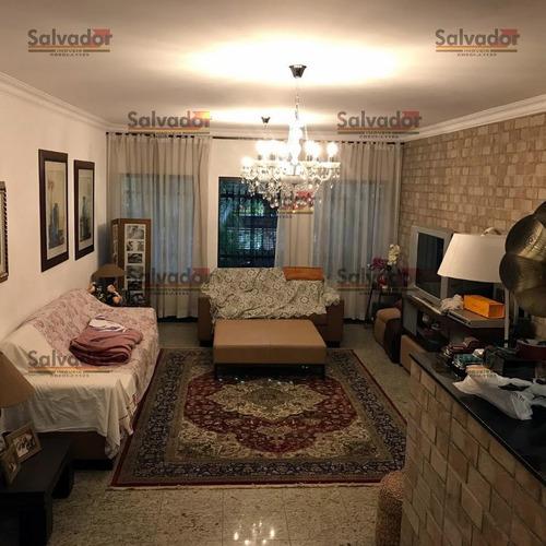 Casa Sobrado Para Venda, 3 Dormitório(s), 318.0m² - 7613