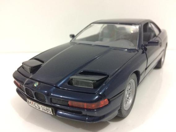 Miniatura Bmw 850i 1/24 1989 Schabak