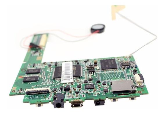 Placa Mãe Tablet Cce Motion Tab Tr91 Inet-98v / Rev02