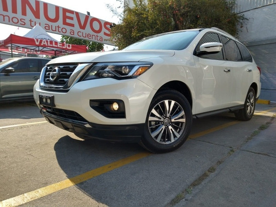 Nissan Pathfinder 2018 Advance Cvt