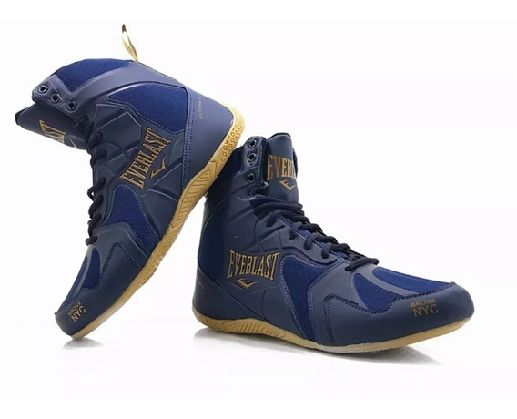 Sapatilha Tênis Bota Boxe Everlast Ultimate - 100% Original