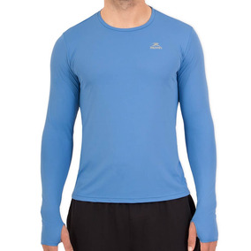 Camisa Running Performance G1 Uv50 Ls/hc Clr-200 - Masculi