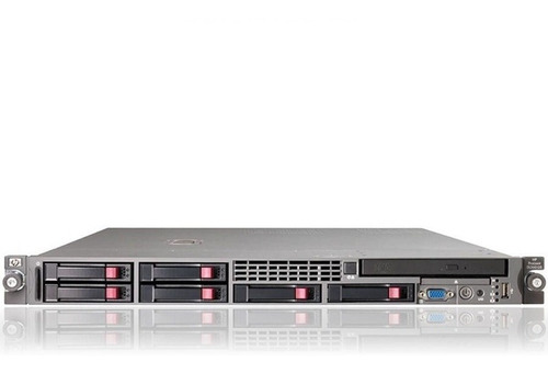 Imagen 1 de 5 de Servidor Hp Proliant Dl360 G5 2x Intel 4 Core 2.33 Ghz E5410