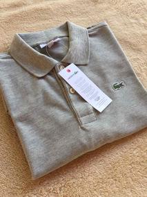 Camisa Polo Da Lacoste