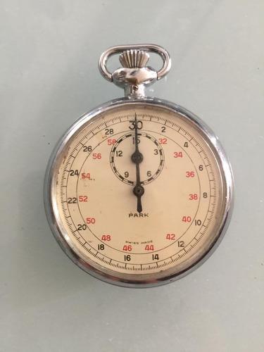 Cronómetro Análogo De Cuerda
