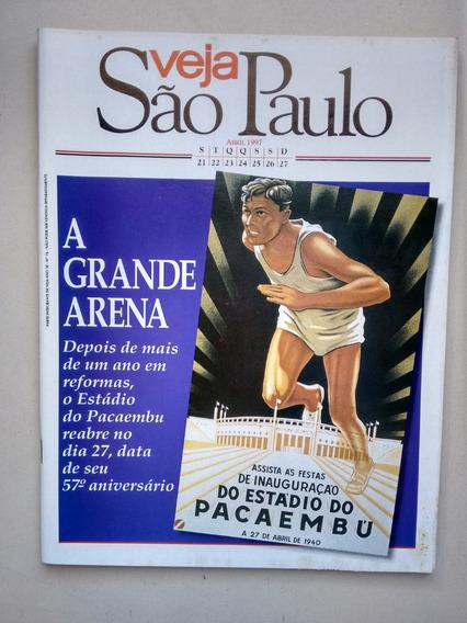 Revista Veja São Paulo 16 A Grande Arena Pacaembú C793
