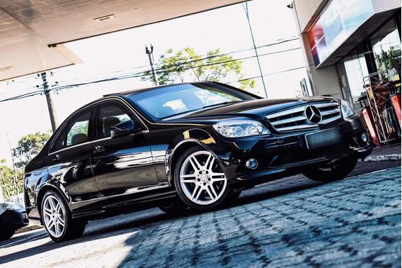 Mercedes-benz Classe C 2010 1.8 Cgi Sport 4p