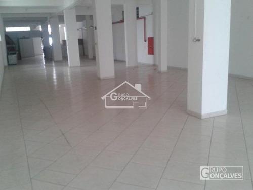 Imagem 1 de 6 de Salão Para Locação - Tatuapé - Próximo Ao Metrô Carrão, 400 M² - Sem Vaga. - Código: 3891