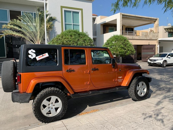 Jeep Wrangler Unlimited Sahara 4x4 2010 3.8l V6 Automatico