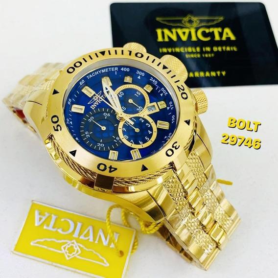 Relógio Invicta Bolt Zeus 29746 - Original - Frete Grátis*