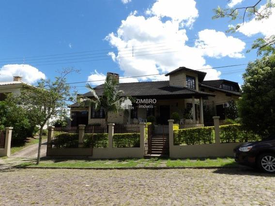 Linda Casa 6d. 503m2 Cond. Fechado Morada Do Lago Saída Para São Sep - 3414