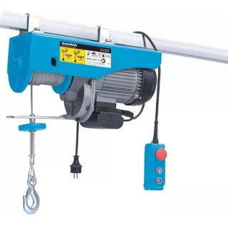Aparejo Electrico Gamma 300 Kg G2306 Malacate