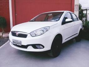 Fiat Grand Siena Essence 1.6 Flex 2015 Branco